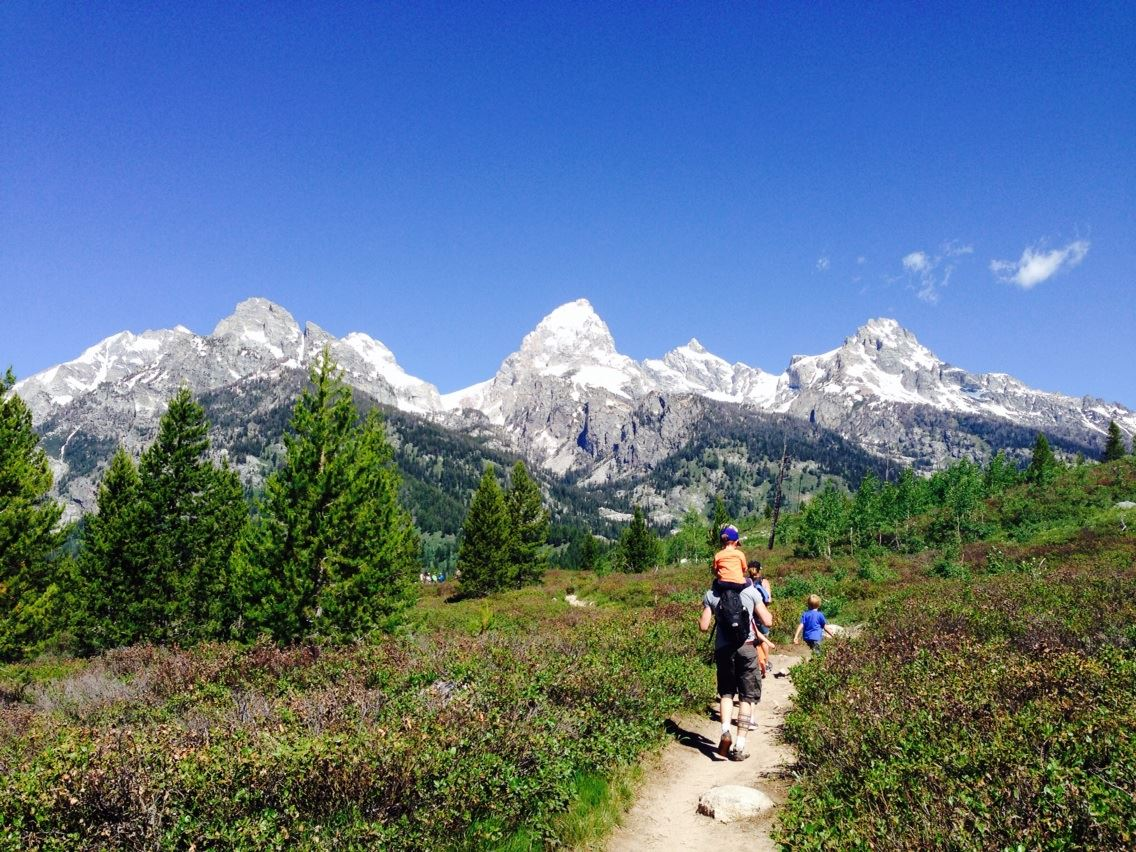 Taggart Lake Hike Jackson Hole Reservations