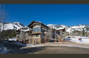 Ski-in Ski-out Cody House
