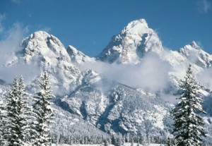 Jackson Hole Wyoming - Grand Teton