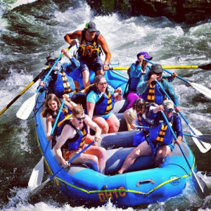 Jackson Hole whitewater adventures