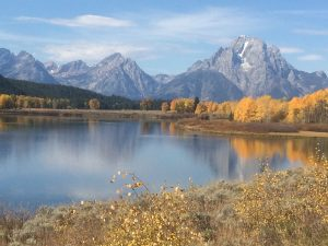 views of grand teton national park