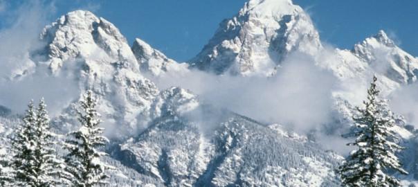 Jackson Hole Wyoming - Grand Teton