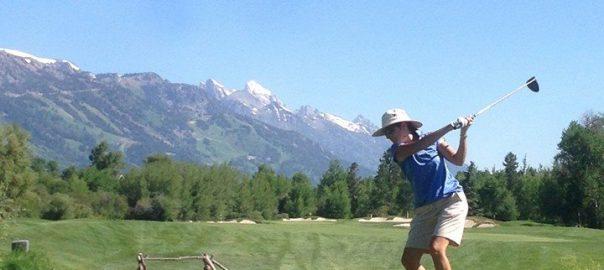 Jackson Hole Golf Trips