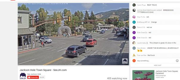 Jackson Hole Web Cam