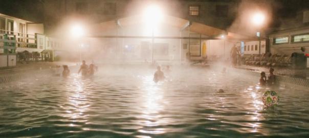 Take a Soak: Hot Springs Near Jackson Hole - Jackson Hole