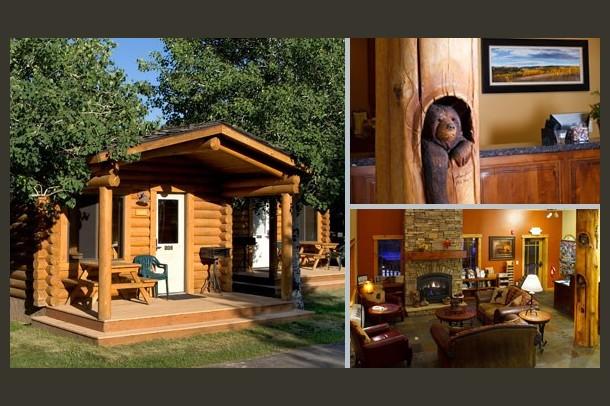 Cowboy Village Resort Hotel Jackson Town Of Jackson