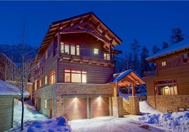 Jackson hole wy lodging rental homes rental condos for Jackson wyoming cabin rentals