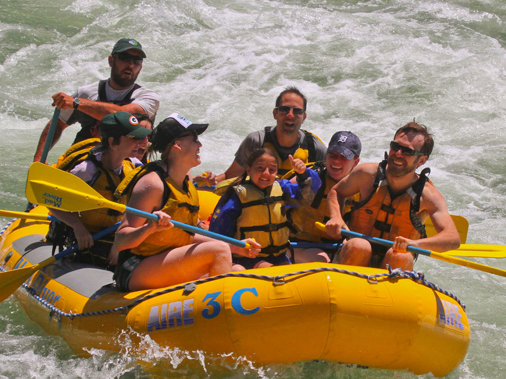 Lewis & Clark River Expeditions - Jackson Hole WY ...